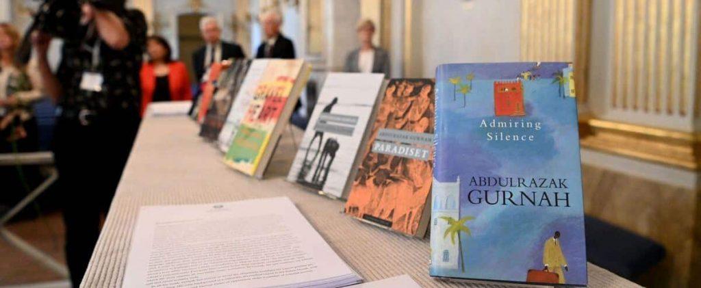 Tanzanian-born novelist Abdul Razak Gurna wins Nobel Prize for Literature