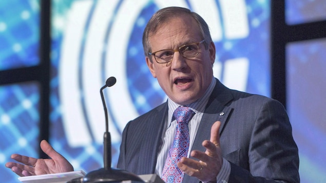 The Cogeco president requested a minimum wage of $ 20