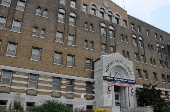 The emergency department at Lachin Hospital was partially closed