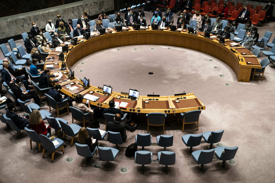 To the United Nations |  Strong US-Chinese tensions over Haiti