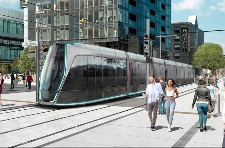 Tramway: Quebec City will not disclose its responses to the government