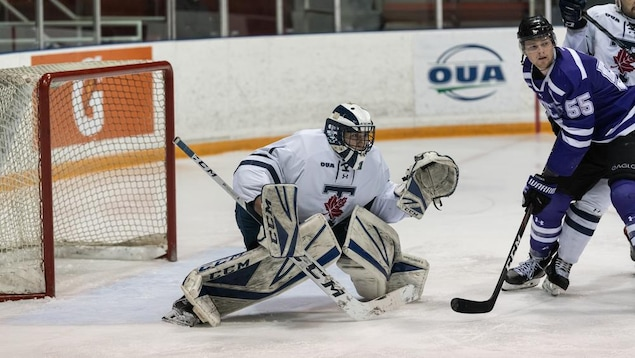 University of Toronto Goaltender signs one-day deal with Maple Leafs