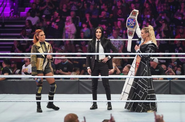 WWE SmackDown Results for October 22, 2021