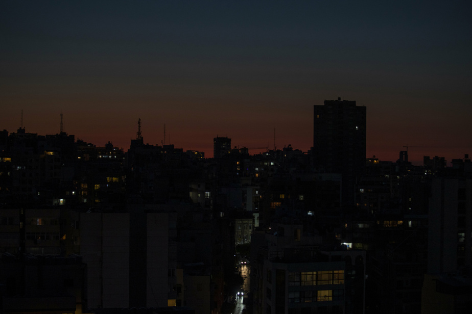 Widespread power outages in Lebanon as power plants dry up