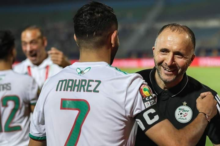 World Cup 2022. Algeria scraps Nigeria