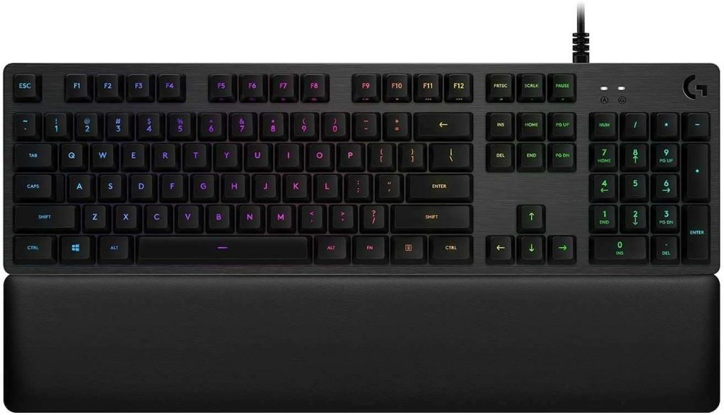 Bon plan : le clavier gaming Logitech G513 © Amazon